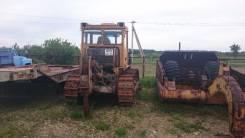 Продается бульдозер на запчасти Т-130