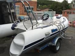Лодка РИБ Mercury Stormline Extra 490. Спец цена!