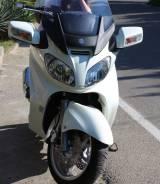 Suzuki Burgman AN650, 2011