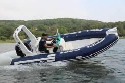 Лодка РИБ Mercury Stormline 490 - Катер Для любителей активного отдыха
