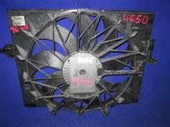 Вентилятор охлаждения радиатора. BMW 5-Series, E60, E61 BMW 7-Series, E65, E66 BMW 6-Series, E63, E64 Двигатели: N52B25UL, N53B25UL, N53B30OL, N53B30U...