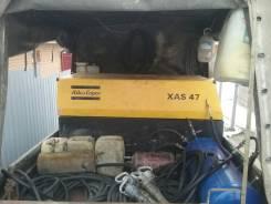 Компрессор Atlas Copco XAZ47 2006гв, на базе Газель фермер 33023 2000г
