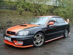 Обвес кузова аэродинамический. Subaru Legacy B4, BE5, BE9, BEE, BES. Под заказ
