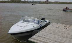 Продам лодку Веster-400 с мотором Nissan 30 л/с