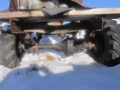Продаётся  ГАЗ-63 : мосты на раме с раздаткой