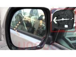 Полотна Зеркала LED на LAND Cruiser 200 повторитель+подогрев