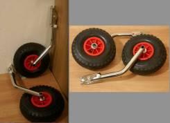 Транцевые колеса перекидные