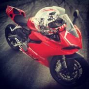 Ducati 899 Panigale, 2014