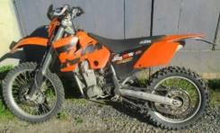 KTM 400 EXC, 2004