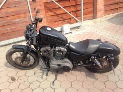 Harley-Davidson Sportster 1200, 2008