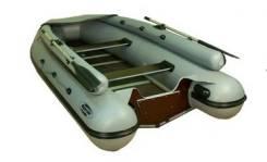 Надувная лодка пвх Фрегат M-370 F, Оф. дилер Мото-тех