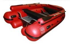 Надувная лодка пвх Фрегат M-400 FM Lux, Оф. дилер Мото-тех