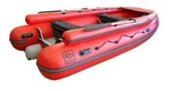 Надувная лодка пвх Фрегат М-430 FM Lux, Оф. дилер Мото-тех