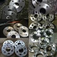 Изготовление проставок для клиренса и дисков, любой колесный крепеж