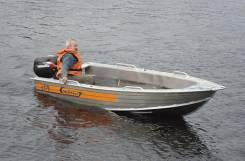 "Продам В Новосибирске Катер ""Wellboat-37"""