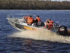 "Продам в Новосибирске Катер ""Wellboat-53"""