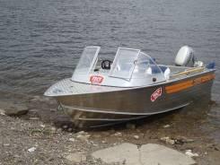 "Продам в Новосибирске Катер ""Wellboat-45"""