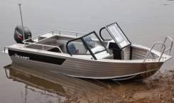 Продам в Новосибирске Катер Салют-480 M PRO | Комплектация №1