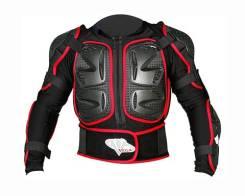 Защита тела (черепаха) Vega NM-602 чёрно-красная