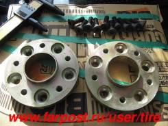 Колесные проставки для дисков 5-112 M12x22mm Мерседес Фольксваген Ауди