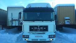 Продам МАН 92г. в. в Новосибирске на запчасти