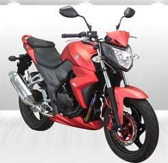 Мотоцикл SYM Wolf (T2) 250 красный, Оф. дилер Мото-тех, 2018