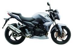 Мотоцикл SYM Wolf (T2) 250 серый-матовый,Оф.дилер Мото-тех, 2019