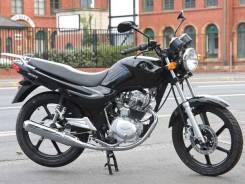 Мотоцикл SYM XS125 черный, Оф. дилер Мото-тех, 2019