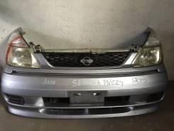 Рамка радиатора. Nissan Serena, PC24 SR20DE