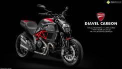 Ducati Diavel Carbon, 2015