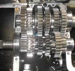 Коробка передач на Kawasaki ZZR 1100(ZXT10CE) 1я модель