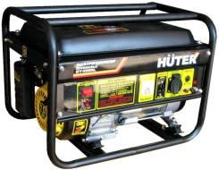 Бензиновый генератор Huter DY4000L, 3200 Вт Немецкое качество Гарантия