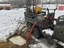 Бурение скважин на воду в новосибирске и новосибирской области