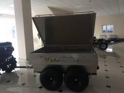 Прицеп для квадроцикла Bosski ATV Wagon 2000 Aluminum