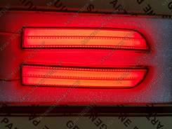 Стоп-сигналы в бампер задний Toyota LED, новые, качество