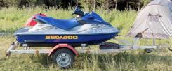 Гидроцикл Sea-Doo RX-DI-130+ прицеп