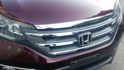 Молдинг капота Honda CRV 2012-2017