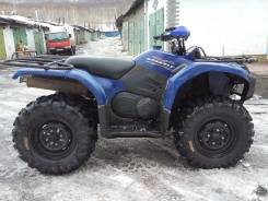Yamaha Grizzly 450, 2010