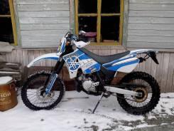 Yamaha WR 200, 1990