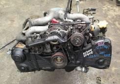 Двигатель в сборе. Subaru Legacy, BL5, BP5 EJ204