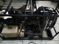 Мотор лодочный Парсун (Pursun) T40FWS дистанция электрозапуск