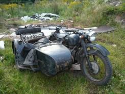 Урал М-72 1951г.в.