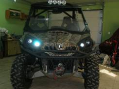 BRP Can-Am Commander XT, 2012