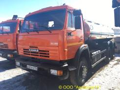 КамАЗ 65115. Продается Молоковоз Камаз 65115-62