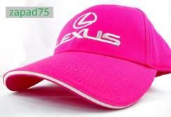 Кепка Lexus розовая