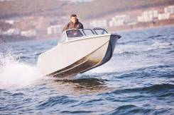 Алюминиевая лодка Север 48