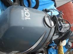 Лодочный мотор Ямаха 100 4 такта продам