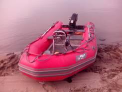 Продам комплектную лодку фаворит 500