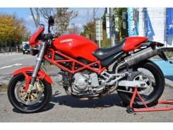 Ducati Monster 400, 2006