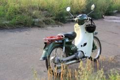 Yamaha Mate 50, 2004
